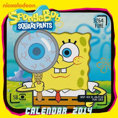 9781780543512: SPONGEBOB 2014 CALENDAR (Calendars 2014)
