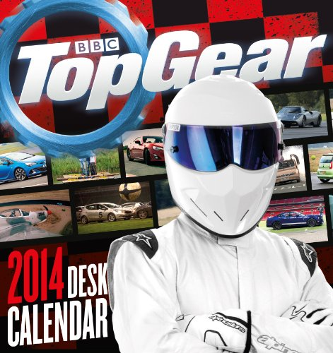 9781780544199: Official Top Gear Desk Easel 2014 Calendar (Calendars 2014)