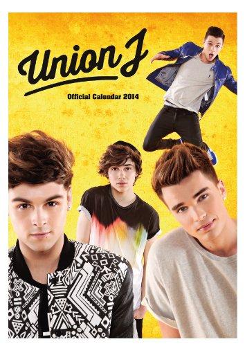 9781780544731: Official Union J 2014 Calendar