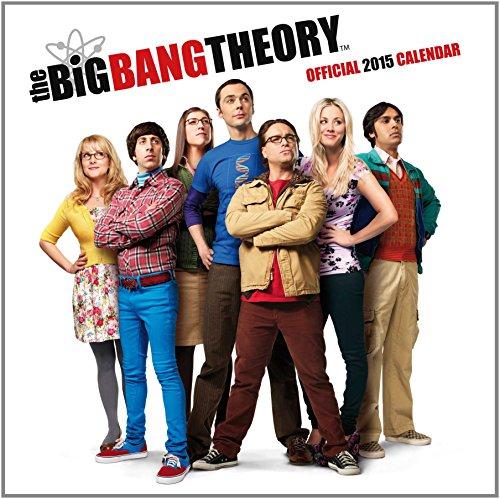 9781780545776: Official Big Bang Theory Calendar 2015