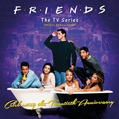 9781780545868: Official Friends TV 2015 Square