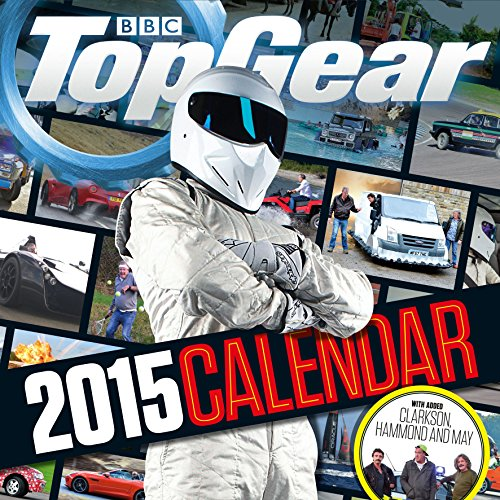 9781780546261: Official Top Gear 2015 Square