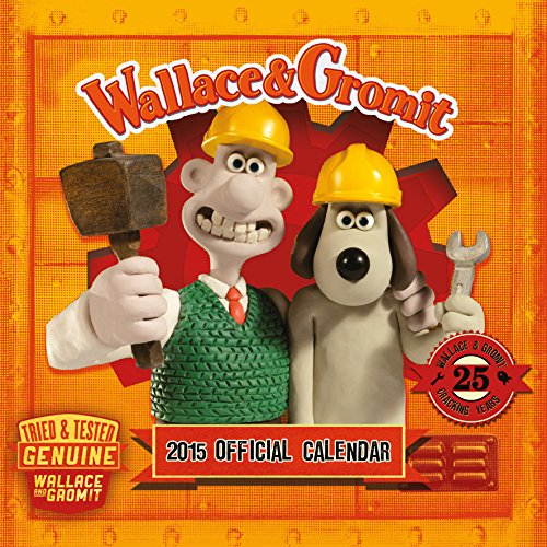 9781780546292: Official Wallace and Gromit Square Calendar 2015 (Calendars 2015)