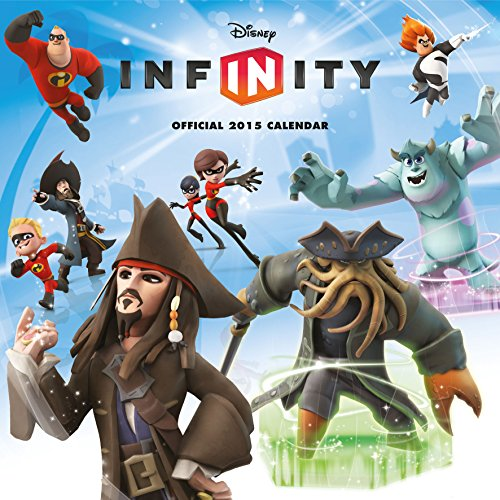 9781780547121: Official Disney Infinity Square Calendar 2015
