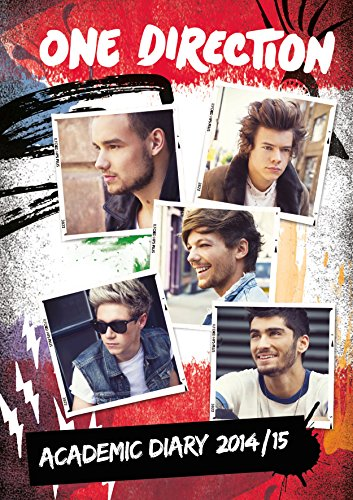 9781780547268: Official One Direction Academic Planner Diary 2015