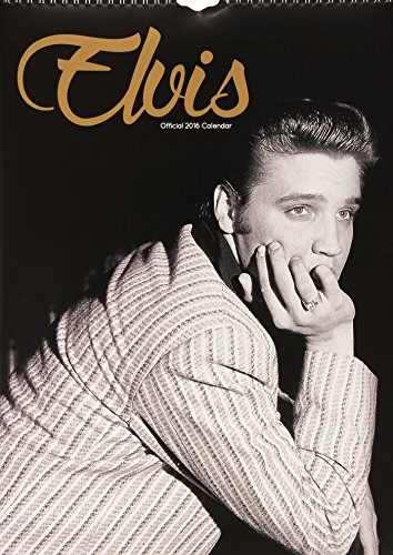 9781780547749: Elvis Presley A3 2016 Calendar