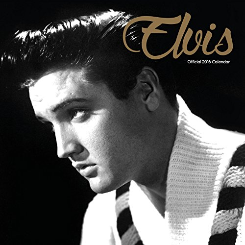 9781780547756: The Official Elvis 2016 Square Calendar