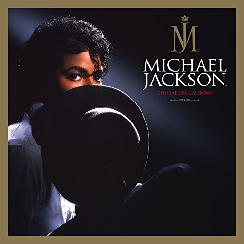 9781780547862: Michael Jackson 2016 Square Calendar