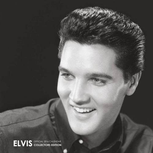 9781780548036: The Official Elvis Collectors Edition 2016 Calendar