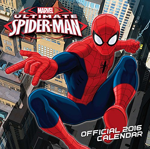 9781780548104: The Official Ultimate Spiderman 2016 Square Calendar