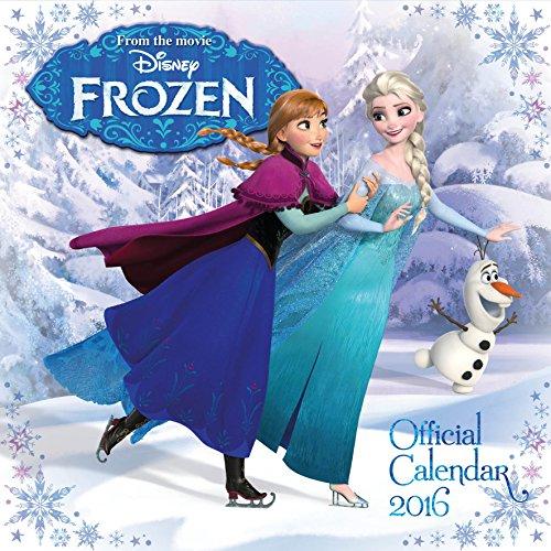 9781780548241: The Official Disney Frozen 2016 Square Calendar