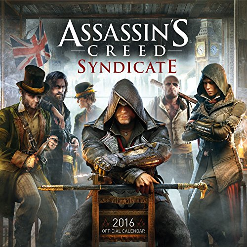 9781780548258: The Official Assassin's Creed 2016 Square Calendar