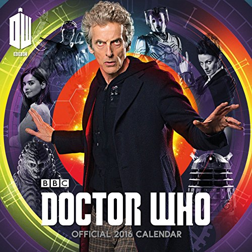 9781780548272: Official Doctor Who 2016 Square Wall Calendar (BBC Dr Who)