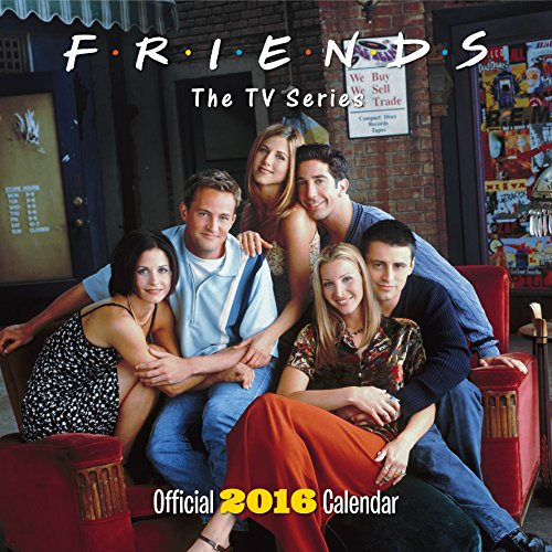 9781780548302: The Official Friends TV 2016 Square Calendar