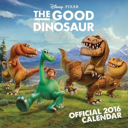 9781780548326: The Official Good Dinosaur 2016 Square Calendar