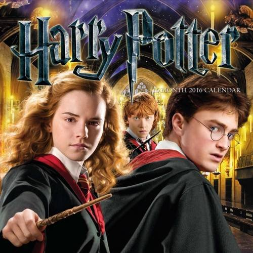 9781780548371: The Official Harry Potter 2016 Square Calendar