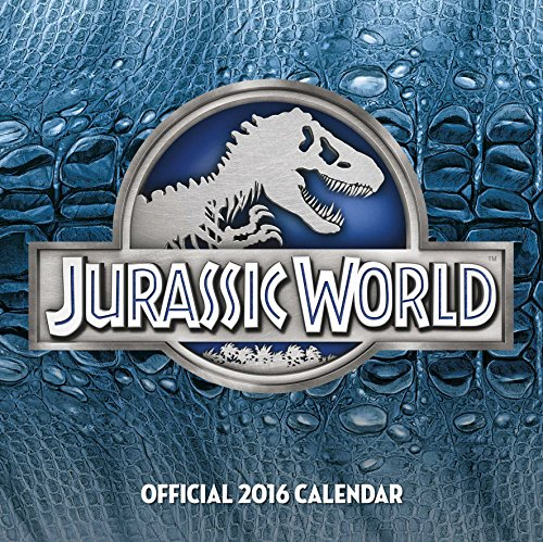 9781780548425: The Official Jurassic World 2016 Square Calendar (Calendar 2016)