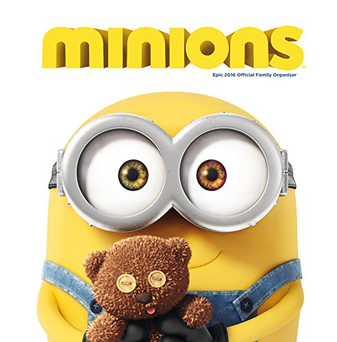 9781780548487: The Official Minions Movie Organiser 2016 Square Calendar