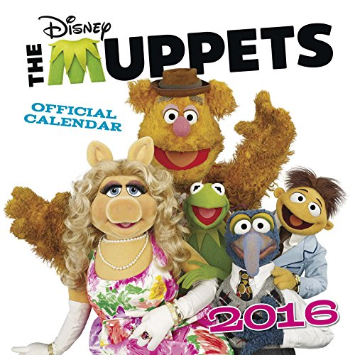 9781780548708: The Official the Muppets 2016 Square Calendar