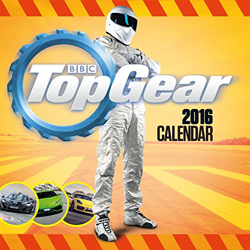 Top Gear W 2016 Calendar (Square): Stapled