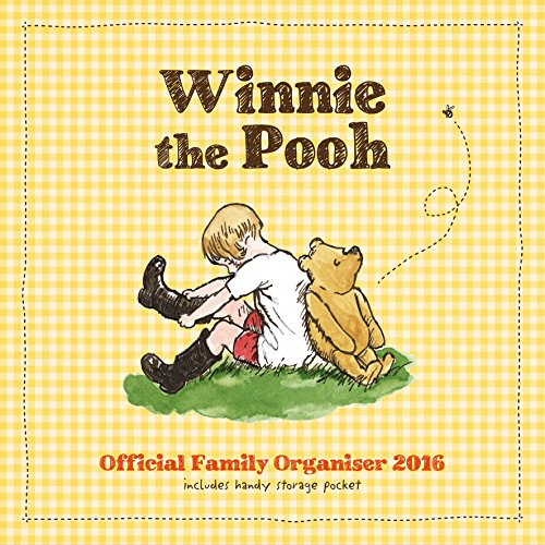 9781780548814: The Official Winnie the Pooh Organiser 2016 Square Calendar