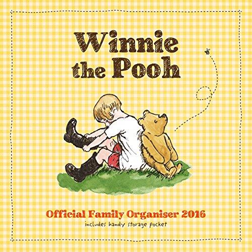 9781780548814: The Official Winnie the Pooh Organiser 2016 Square Calendar