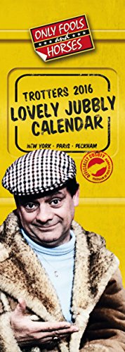 9781780548951: The Official Only Fools and Horses 2016 Slim Calendar