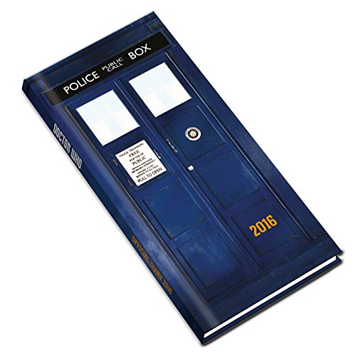 9781780549262: The Official Doctor Who 2016 Diary