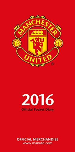 9781780549354: The Official Manchester United 2016 Diary