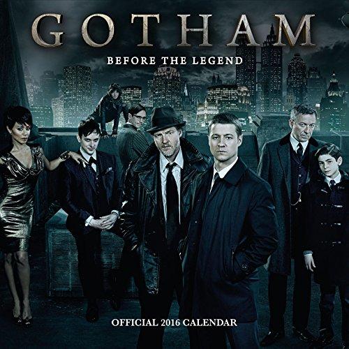 9781780549927: The Official Gotham 2016 Square Calendar