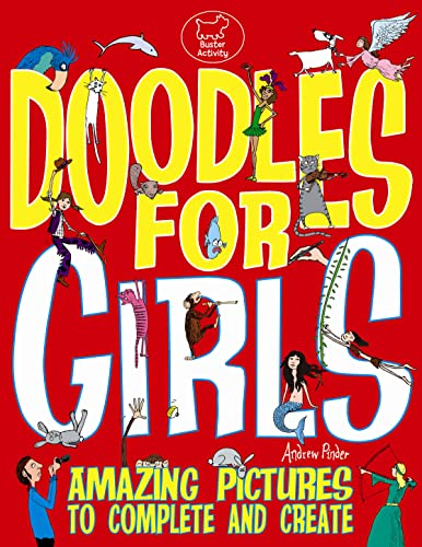 9781780550183: Doodles For Girls