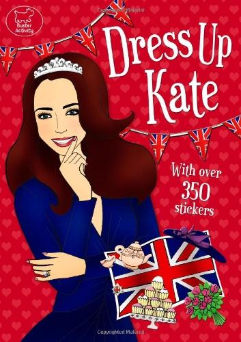 9781780550268: Dress Up Kate (Sticker Activity)