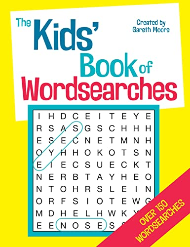 9781780550763: The Kids' Book of Wordsearches