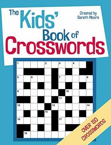9781780550770: The Kids' Book of Crosswords