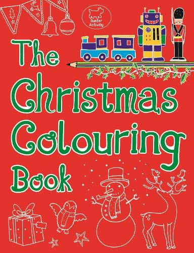 9781780551081: The Christmas Colouring Book