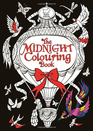 9781780551098: The Midnight Colouring Book