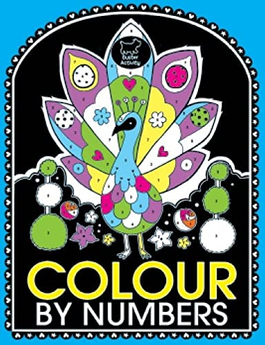 9781780551166: Colour By Numbers