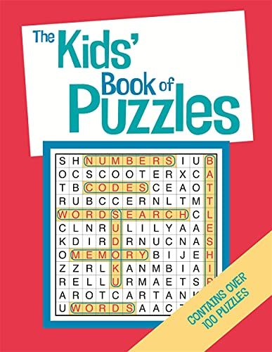 The Kids' Book Of Puzzles: Moore, Gareth