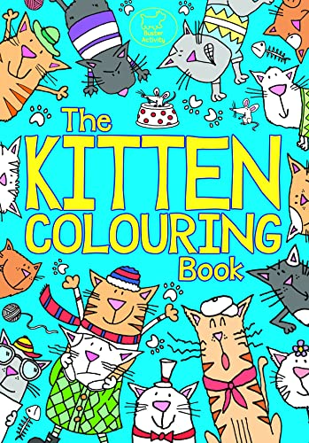 9781780551531: The Kitten Colouring Book