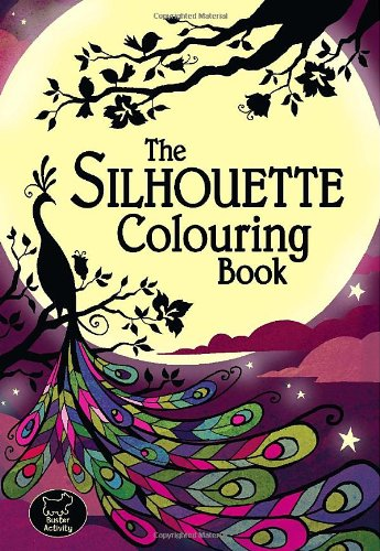 9781780551548: The Silhouette Colouring Book