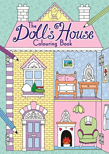 The Doll's House Colouring Book: Rochester, Kate
