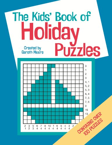 9781780551630: The Kids' Book of Holiday Puzzles