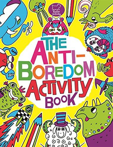 9781780551654: The Anti-Boredom Activity Book
