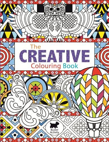 9781780551685: The Creative Colouring Book