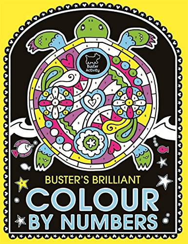 9781780552026: Buster's Brilliant Colour by Numbers