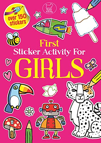 9781780552033: First Sticker Activity for Girls