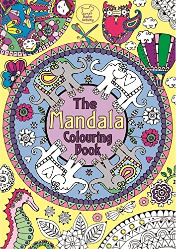 9781780552057: The Mandala Colouring Book