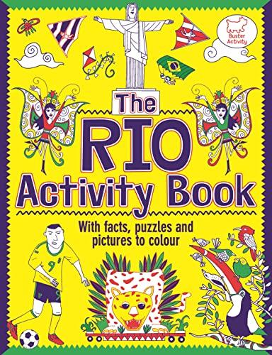 9781780552064: The Rio Activity Book (Buster Activity)