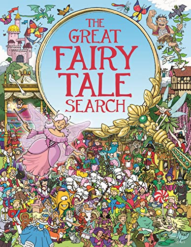 9781780552323: The Great Fairy Tale Search