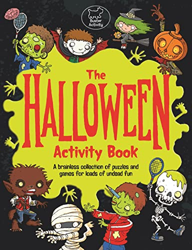 9781780552439: The Halloween Activity Book (Activity Books)